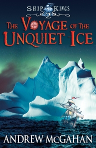 The Voyage of the Unquiet Ice   APPROVED FRONT COVER (11 March 2